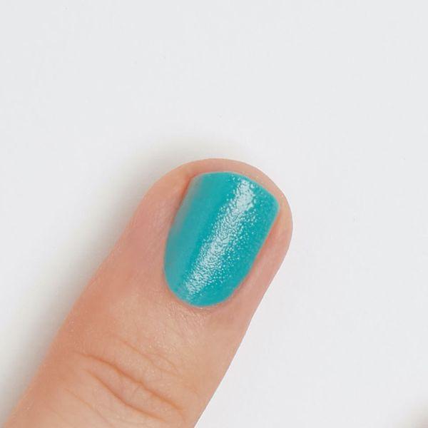 ネイルモアのネイルモア エアーマニキュア ターコイズブルー 40gに関する画像2