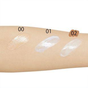 セザンヌ UV ウルトラフィットベース N 02. ライトピーチ 30g SPF36 PA++ の画像 2
