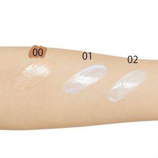 セザンヌ UV ウルトラフィットベース N 00. ライトベージュ 30g SPF36 PA++ の画像 2