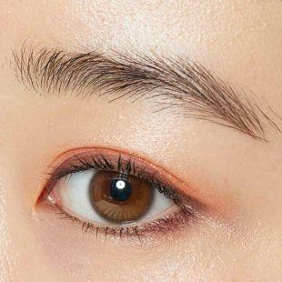 セザンヌ トーンアップアイシャドウ 06 オレンジカシス 2.6g の画像 2