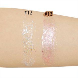 lilybyred グリッターゾーン サンダー 13 バブルロージー 12.5g の画像 3