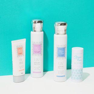 Blanc Peau 薬用美白UVセラムクリーム 【医薬部外品】 60g SPF50+ PA++++ の画像 3