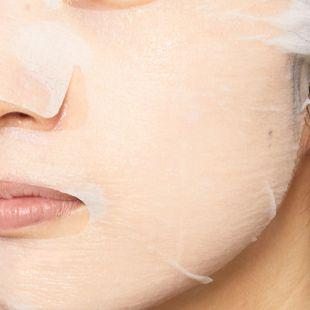 ももぷり 潤い濃密ミルクジュレマスク 4枚入り の画像 1