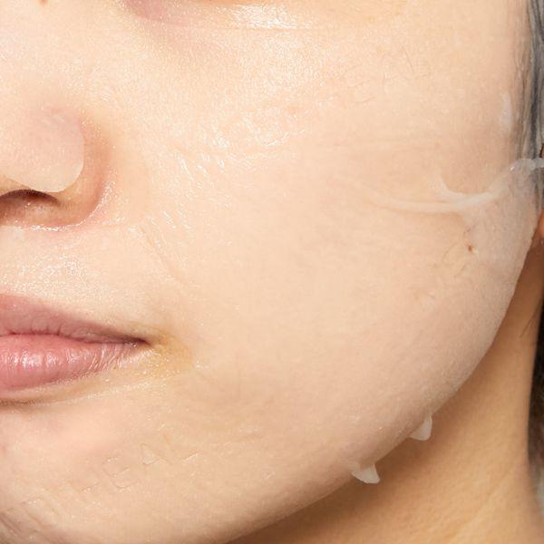 メディヒールのティーツリーケアソリューションAP 2ステップマスク マスク25ml+クリーム1.5ml×3枚に関する画像2