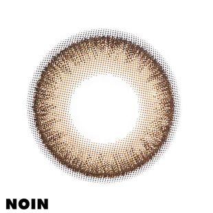 カラーズ カラーズワンデー 10枚/箱 (度なし)  ナチュラルシルキーブラウン の画像 2