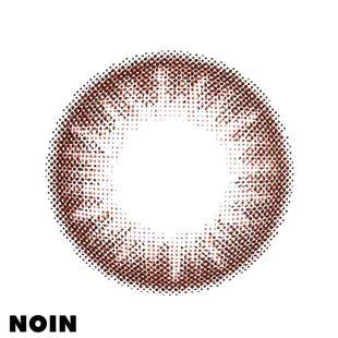 カラーズ カラーズワンデー 10枚/箱 (度なし)  ナチュラルウォームブラウン の画像 2