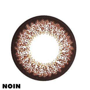 カラーズ カラーズワンデー 10枚/箱 (度なし) メガドーナツブラウン の画像 2