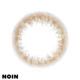 MOLAK MOLAK ワンデー UV  10枚/箱 (度なし) ティントブラウン の画像 2