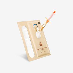 THE OOZOO フェイスインジェクションマスク ニュートリエント マスク27ml+アンプル2.8ml の画像 2