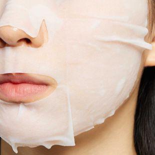 モウシロ ホワイト シートマスク 4枚入り の画像 1
