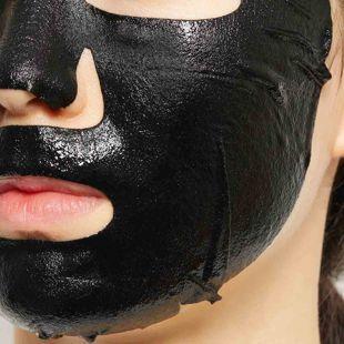 Dr.Althea ポア コントロール チャコール マスク 29g×5枚 の画像 1