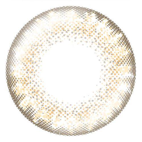 ピエナージュのピエナージュUV&MOIST ワンデー 12枚/箱 (度なし) No.107 ハッピーに関する画像2