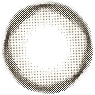 フェリアモ フェリアモ ワンデー 10枚/箱(度なし)セット エアリーベージュ の画像 2