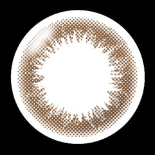 アーティラル アーティラル UV&モイスト ワンデー 10枚/箱 (度なし) オークル の画像 1