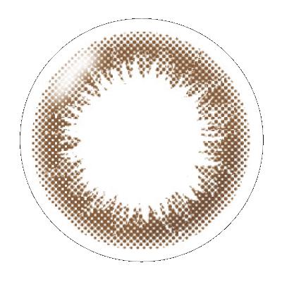 アーティラルのアーティラル UV&モイスト ワンデー 10枚/箱 (度なし) オークルに関する画像2
