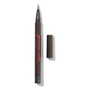 ヒロインメイク スムースリキッドアイライナー スーパーキープ 03 ブラウンブラック 0.4ml の画像 3
