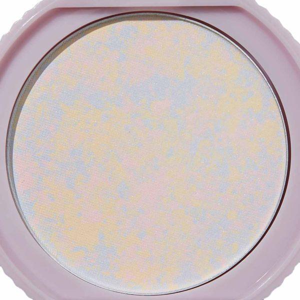 キャンメイクのトランスペアレントフィニッシュパウダー SA シャイニーアクアマリン 10g SPF17 PA++に関する画像2