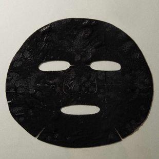 オルフェス アクアモイスチャーシートマスク トゥインクルブラック 1枚入り の画像 3