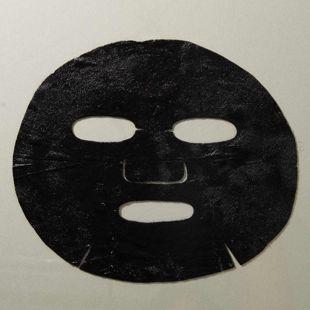 オルフェス アクアモイスチャーシートマスク ピュアブラック 1枚入り の画像 3