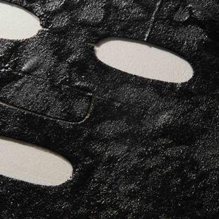 オルフェス アクアモイスチャーシートマスク ピュアブラック 1枚入り の画像 2