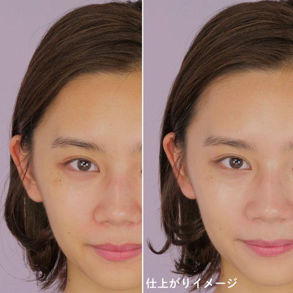 ミシャのミシャ テンションパクト パーフェクトカバー No.23 自然な肌色 14g SPF37 PA++に関する画像2