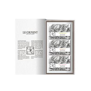 クヴォン・デ・ミニム ボタニカルソープ ブックセット 180g×3個 の画像 2