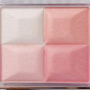 セザンヌ ミックスカラーチーク 01 ピンク系 の画像 1