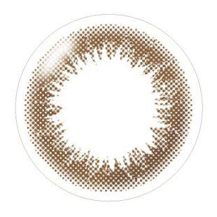 アーティラル アーティラルUVM ワンデー 30枚/箱 (度なし) オークル の画像 1