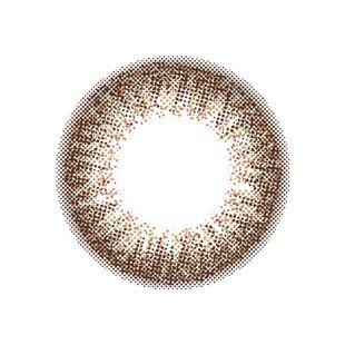 Re coco リココ ワンデー 10枚/箱 (度なし) クラシカルブラン  の画像 3
