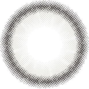 トパーズ 指原莉乃プロデュースカラコン トパーズ ワンデー 10枚/箱 (度なし) no.8 グレージュクォーツ の画像 3