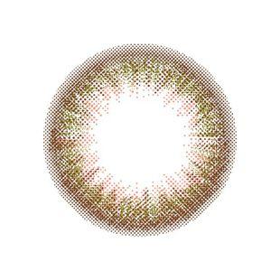ルミア ルミア 2week 6枚/箱 (度なし) シフォンオリーブ の画像 1