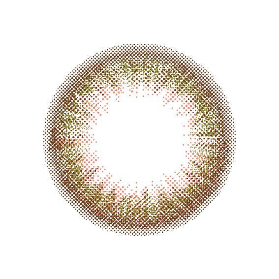 ルミアのルミア ワンデー シフォンオリーブ ±0.00 10枚 DIA 14.5mm BC 8.9mmに関する画像2