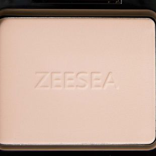 ZEESEA エジプトシリーズ パウダーファンデーション AM00 ライトベージュ 13g の画像 3