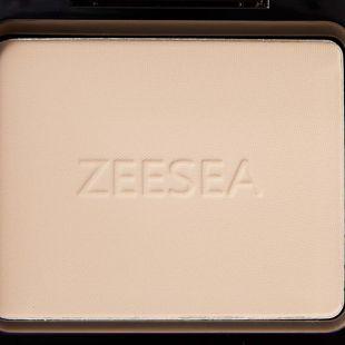 ZEESEA エジプトシリーズ パウダーファンデーション AM01 アイボリー 13g の画像 3