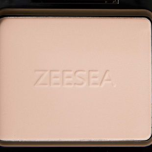 ZEESEA エジプトシリーズ パウダーファンデーション AM02 ナチュラルベージュ 13g の画像 3
