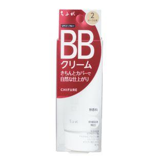ちふれ BBクリーム 2 オークル系 50g SPF27 PA++ の画像 3