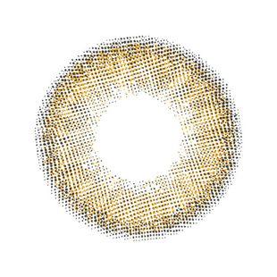 リッチスタンダード リッチスタンダード プレミアムシリーズ ワンデー 10枚/箱 (度なし) セット 101 トーキョーブラウン の画像 1