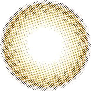 トパーズ 指原莉乃プロデュースカラコン トパーズ ワンデー 10枚/箱 (度なし) no.3 ハニーアンバー の画像 2