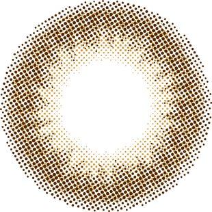 トパーズ 指原莉乃プロデュースカラコン トパーズ ワンデー 10枚/箱 (度なし) no.4 デートトパーズ の画像 2