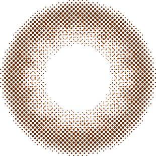 トパーズ 指原莉乃プロデュースカラコン トパーズ ワンデー 10枚/箱 (度なし) no.5 ストロベリークォーツ の画像 2