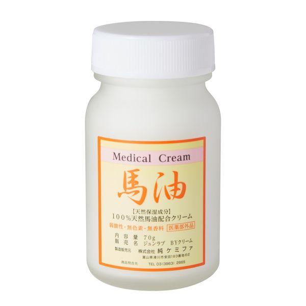 エスセレクトの薬用馬油配合クリーム <医薬部外品> 70gに関する画像2