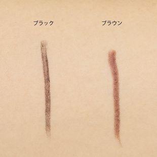 ナチュラグラッセ アイライナーペンシル 02 ブラウン 0.14g の画像 2
