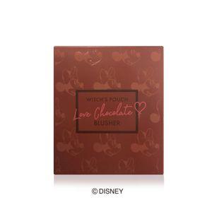 ウィッチズポーチ ラブチョコレート ブラッシャー ミニー アーモンドチョコレート 8.5g の画像 1