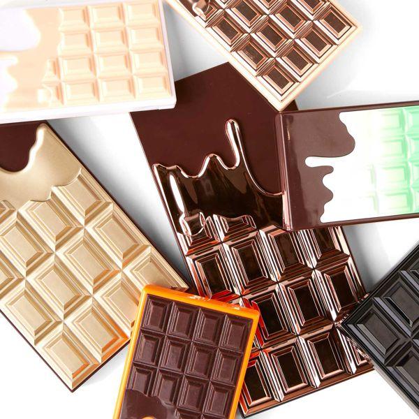 MAKEUP REVOLUTIONのアイラブレボリューション ミニチョコレート ローズゴールド 10gに関するメイン画像
