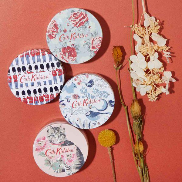 キャス・キッドソンのボディクリーム マンダリン&ピオニーの香り/キャット&フラワー 90mlに関する画像2