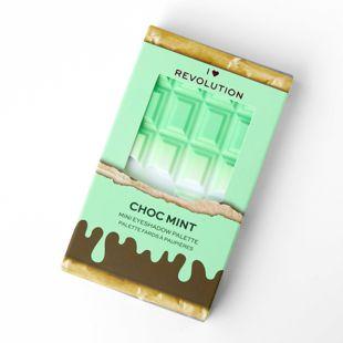メイクアップレボリューション アイラブレボリューション ミニチョコレート チョコミント 10g の画像 1