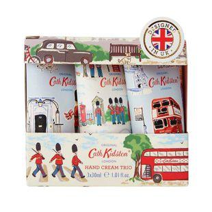 キャス・キッドソン ハンドクリーム トリオ ロンドン 30ml×3本 の画像 1