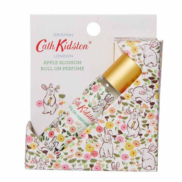 キャス・キッドソンのロールオンパフュームジェル アップルブロッサムの香り ジャンピングバニー  10mlに関する画像2