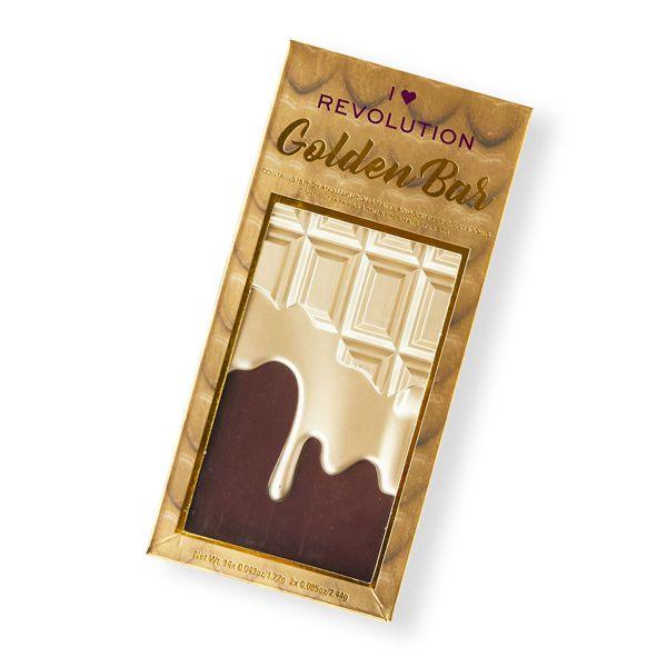 MAKEUP REVOLUTIONのアイラブチョコレート ゴールデンバー 22gに関するメイン画像