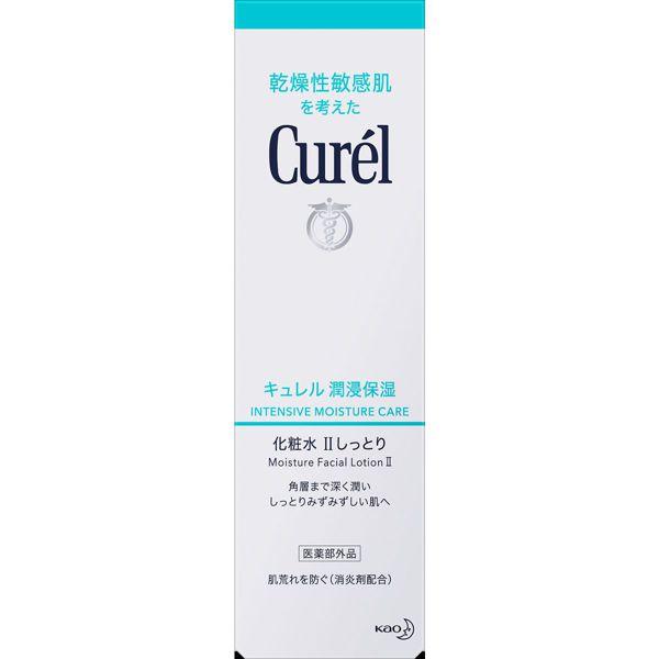 キュレルのキュレル 潤浸保湿 化粧水 Ⅱ しっとり <医薬部外品> 150mlに関する画像2